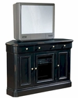 Hekman Black Corner Entertainment Console HE-81444