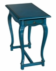 Hekman Blue End Table HE-27386