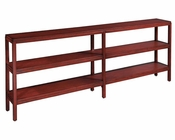 Hekman Book Shelf/ Sofa Table HE-27382