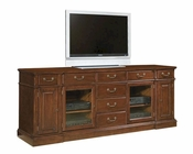 Hekman Cherry Finish 88in Entertaiment Credenza HE-81542