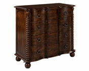 Hekman Chest Chateau Serpentine HE-27104