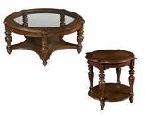 Hekman Coffee Table Set Vintage European HE-23202-SET