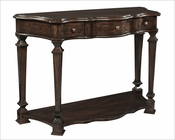 Hekman Console Table Olde English HE-27155