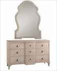 Hekman Dresser w/ Mirror Sutton's Bay HE-14160DM