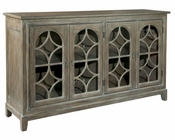 Hekman Entertainment Console With Arched Doors HE-27457