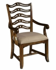 Hekman Ladder Back Arm Chair Vintage European HE-23225 (Set of 2)