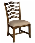 Hekman Ladder Back Side Chair Vintage European HE-23226 (Set of 2)