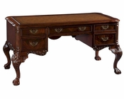 Hekman Leather Top Writing Desk HE-73992