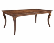 Hekman Leg Dining Table European Legacy HE-11120