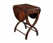 Hekman One-Drawer Drop-Leaf Table HE-27277