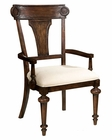 Hekman Panel Back Arm Chair Charleston Place HE-942706CP (Set of 2)
