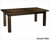Hekman Rectangular Dining Table Harbor Springs HE-942501RH