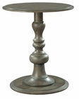 Hekman Round Accent Table HE-27453