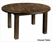 Hekman Round Dining Table Harbor Springs HE-942502RH