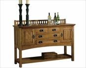 Hekman Sideboard Arts & Crafts HE-84032