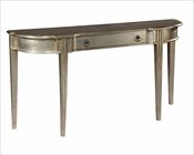 Hekman Silver Console Table HE-27303