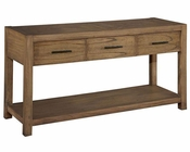 Hekman Sofa Table Weathered Transitions HE-951405WT