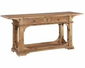 Hekman Sofa Table Wellington Hall HE-23310