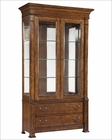 Hekman Tall China Cabinet European Legacy  HE-11132