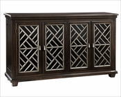 Hekman Transitional Entertainment Console HE-27300
