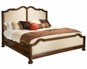 Hekman Upholstered Bed Vintage European HE-23268