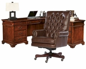 Hekman Weathered Cherry Office Set HE-79277-SET