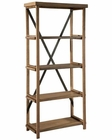 Hekman Weathered Transitions Etagere HE-951426WT