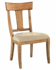 Hekman Wood Back Side Chair Wellington Hall HE-23323 (Set of 2)