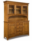 Heritage Brands Furniture Buffet/ Hutch Pasadena Revival HB6236-6342