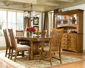 Heritage Brands Furniture Dining Set Pasadena Revival HB42106SET