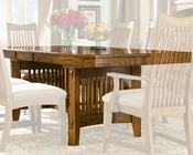 Heritage Brands Furniture Dining Table Pasadena Revival HB42106TABLE