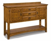Heritage Brands Furniture Server Pasadena Revival HB6040