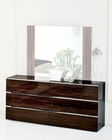High Gloss Dresser in Contemporary Style 33B155