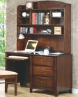 Hillary and Scottsdale Youth Computer Desk with Hutch CO40028