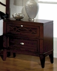 Homelegance 2 Drawer Night Stand Simpson EL2134-4
