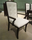 Homelegance Arm Chair in Bonded Leather Abramo EL-2125A (Set of 2)