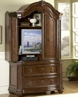 Homelegance Armoire in Warm Brown Prenzo EL1390-7