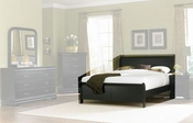 Homelegance Bed in Black EL-539BK-1