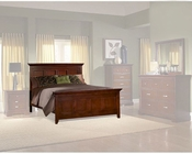 Homelegance Bed in Espresso Glamour EL1349K-1CK