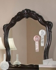 Homelegance Bedroom Mirror Cinderella in Dark Cherry EL-1386NC-6