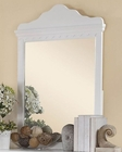 Homelegance Bedroom Mirror Emmaline EL2019W-6
