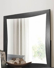 Homelegance Bedroom Mirror Zandra in Pearl Black Finish EL2262BK-6