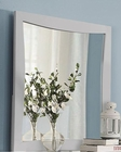 Homelegance Bedroom Mirror Zandra in Pearl White Finish EL2262W-6