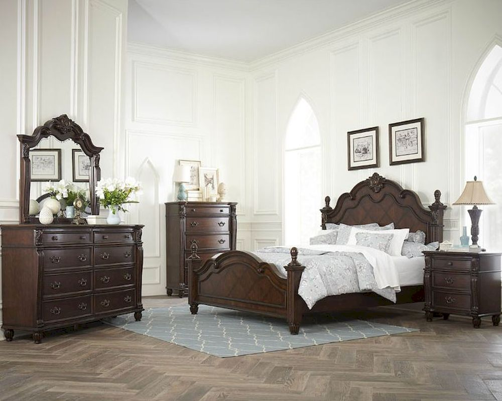 Homelegance Bedroom Set Hadley Row EL1802SET. Bedroom Set Hadley Row EL1802SET