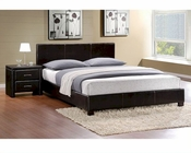 Homelegance Bedroom Set in Dark Brown Zoey EL5790-1SET