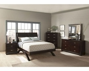 Homelegance Bedroom Set in Espresso Astrid EL1313-1SET