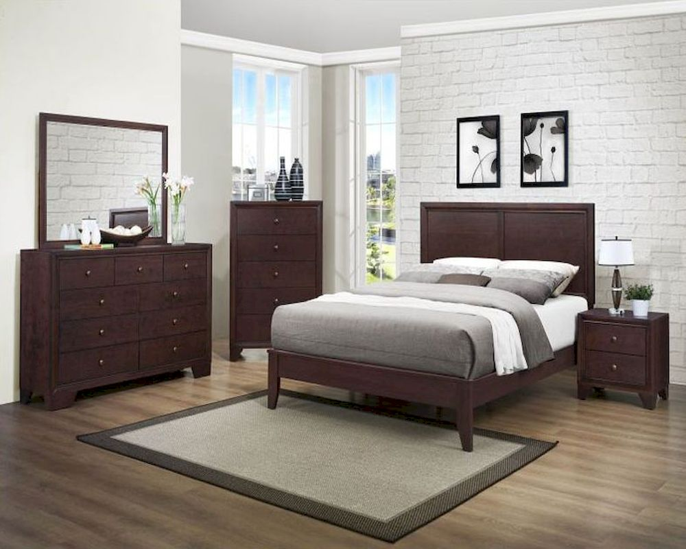 homelegance bedroom set kari el 2146set