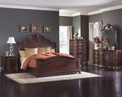 Homelegance Bedroom Set w/ Sleigh Bed Deryn Park EL2243SLSET