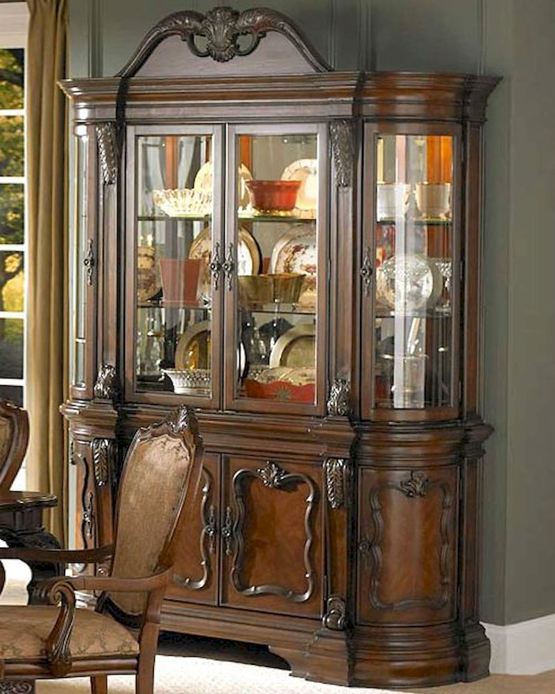 Homelegance Buffet And Hutch Cromwell El 2106 50