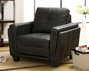 Homelegance Chair Dwyer EL-9701BLK-1